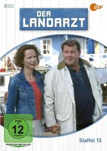 Der Landarzt Staffel 13, 3 DVDs
