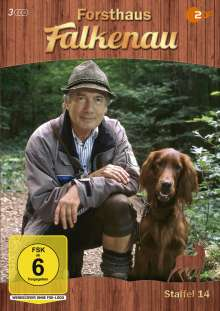 Forsthaus Falkenau Staffel 14, 3 DVDs