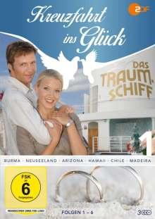Kreuzfahrt ins Glück Box 1, 3 DVDs