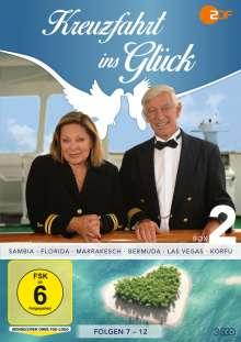 Kreuzfahrt ins Glück Box 2, 3 DVDs