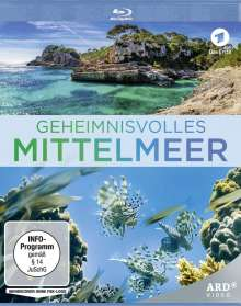Geheimnisvolles Mittelmeer (Blu-ray), Blu-ray Disc