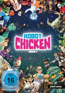 Robot Chicken Staffel 4, 2 DVDs