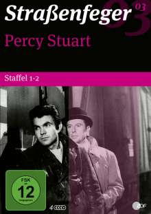 Straßenfeger Vol.3: Percy Stuart Staffel 1 & 2, 4 DVDs