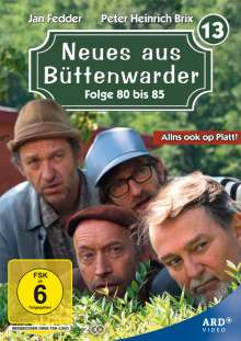 Neues aus Büttenwarder Folgen 80-85, 2 DVDs