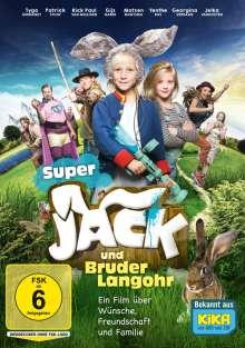 Super Jack und Bruder Langohr, DVD