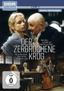 Der zerbrochene Krug (1990), DVD