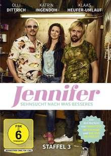 Jennifer - Sehnsucht nach was Besseres Staffel 3, DVD