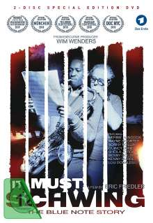 It Must Schwing - The Blue Note Story (2-Disc Special Edition im Mediabook), 2 DVDs