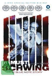 It Must Schwing - The Blue Note Story (2-Disc Special Edition im Mediabook) (Blu-ray), 2 Blu-ray Discs