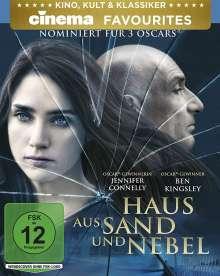Haus aus Sand und Nebel (Blu-ray), Blu-ray Disc