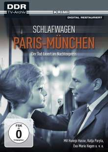 Schlafwagen Paris-München, DVD