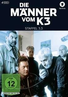 Die Männer vom K3 Staffel 3 Box 3, 3 DVDs