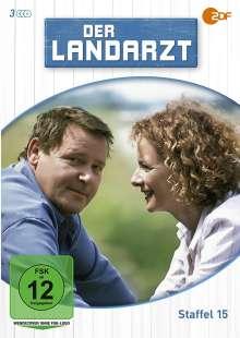 Der Landarzt Staffel 15, 3 DVDs