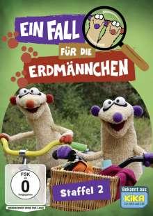 Ein Fall für die Erdmännchen Staffel 2, DVD