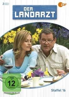 Der Landarzt Staffel 16, 3 DVDs