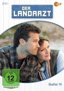 Der Landarzt Staffel 19, 3 DVDs