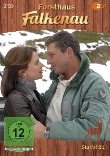 Forsthaus Falkenau Staffel 21, 3 DVDs