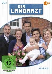 Der Landarzt Staffel 21, 3 DVDs