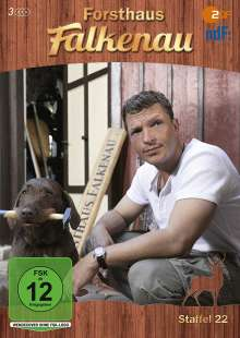 Forsthaus Falkenau Staffel 22, 3 DVDs