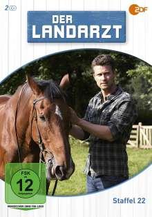 Der Landarzt Staffel 22 (finale Staffel), 2 DVDs