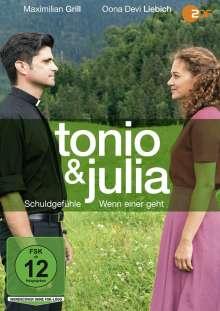 Tonio & Julia: Schuldgefühle / Wenn einer geht, DVD