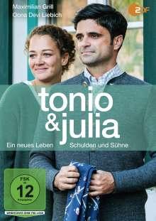 Tonio & Julia: Ein neues Leben / Schulden und Sühne, DVD