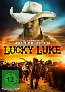 Lucky Luke (2009), DVD