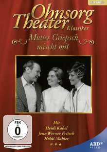 Ohnsorg Theater: Mutter Griepsch mischt mit, DVD