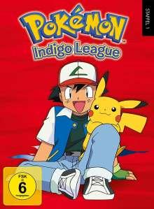 Pokémon Staffel 1: Indigo Liga, 6 DVDs