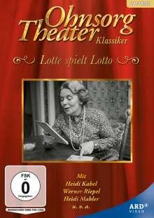 Ohnsorg Theater: Lotte spielt Lotto, DVD