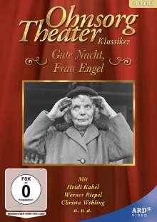 Ohnsorg Theater: Gute Nacht, Frau Engel, DVD
