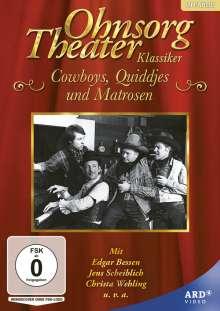 Ohnsorg Theater: Cowboys, Quiddjes und Matrosen, DVD