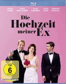 Die Hochzeit meiner Ex (Blu-ray), Blu-ray Disc