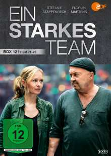 Ein starkes Team Box 12 (Film 71-76), 3 DVDs
