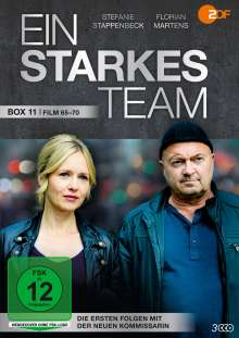 Ein starkes Team Box 11 (Film 65-70), 3 DVDs