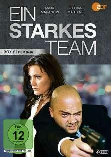 Ein starkes Team Box 2 (Film 9-16), 4 DVDs