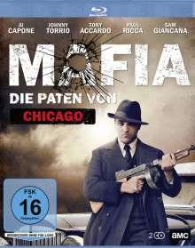 Mafia - Die Paten von Chicago (Blu-ray), 2 Blu-ray Discs