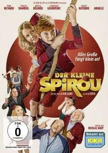 Der kleine Spirou, DVD