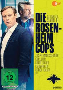 Die Rosenheim-Cops Staffel 18, 6 DVDs