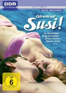 Gib acht auf Susi!, DVD