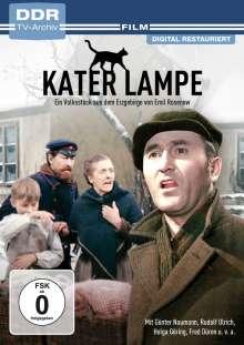 Kater Lampe, DVD