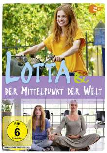 Lotta & der Mittelpunkt der Welt, DVD
