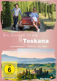 Ein Sommer in der Toskana, DVD