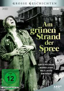 Am grünen Strand der Spree, 3 DVDs