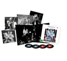 It Must Schwing - The Blue Note Story (2 Blu-rays & 2 DVDs im Big Sleeve in LP-Format) (Limited Edition 1000 Stück exklusiv bei jpc)
