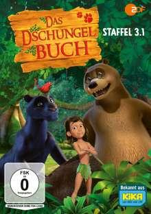 Das Dschungelbuch Staffel 3 Box 1, DVD