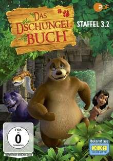 Das Dschungelbuch Staffel 3 Box 2, DVD