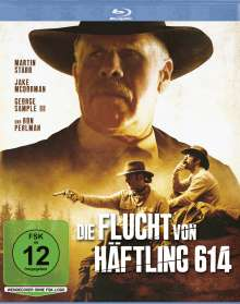 Die Flucht von Häftling 614 (Blu-ray), Blu-ray Disc