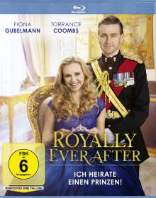 Royally Ever After (Blu-ray), Blu-ray Disc