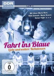 Fahrt ins Blaue, DVD